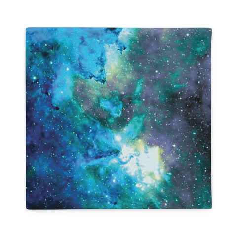 Space Pillow Case