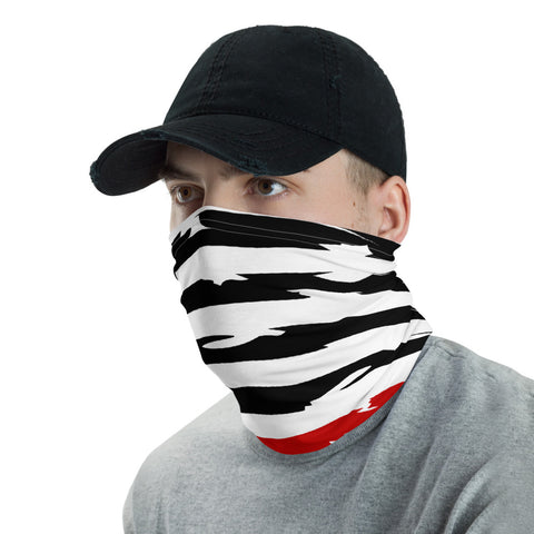 Thin Red Line Gaiter Face Mask