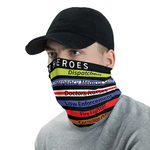 Heroes Design Virus Protection Gaiter Mask (Covid19)