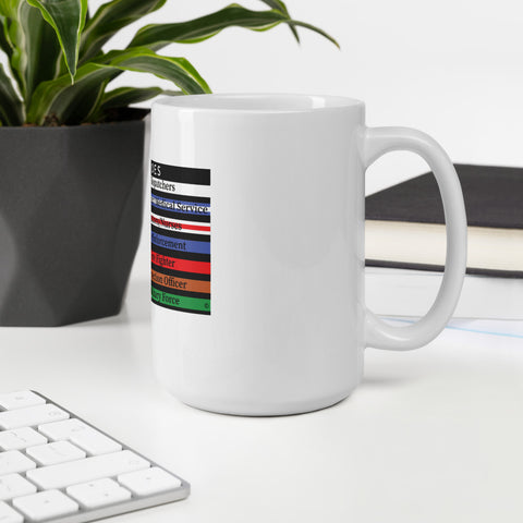 Special Design First Responder Coffee Mug,