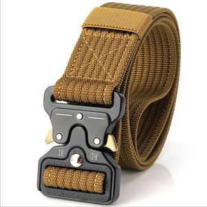 Men Tactical Gear SWAT US Soldiers Belt Men Military Equipment Combat Waist Belts Sturdy Airsoft Nylon Waistband 3.8cm