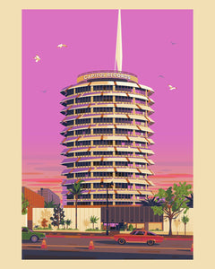 Capitol Records (Variant) - George Townley