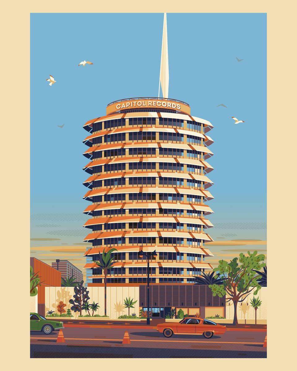 Capitol Records - George Townley