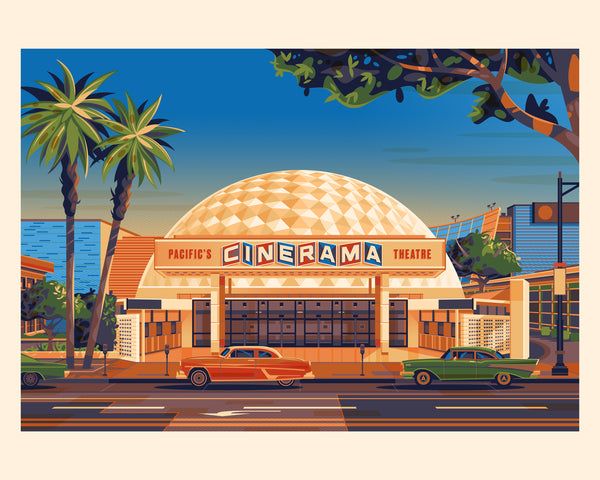 Cinerama Dome - George Townley