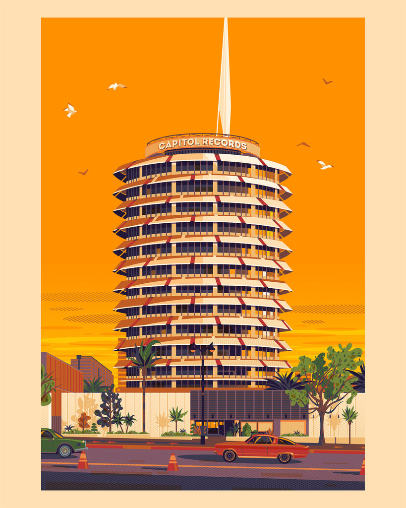 Capitol Records George Townley