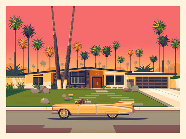 Palm Springs George Townley