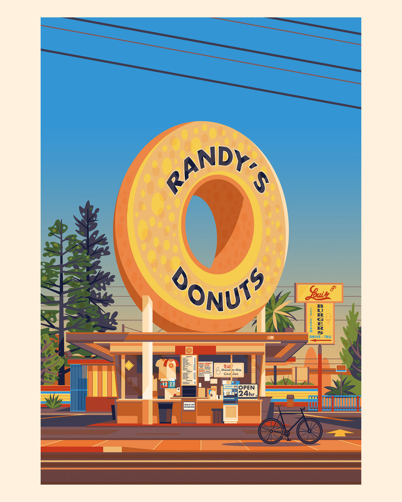 Randy's Donuts - George Townley