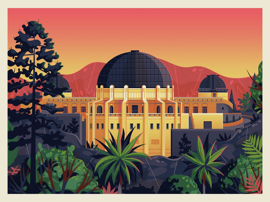 Griffith Observatory George Townley