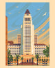 Los Angeles City Hall - George Townley