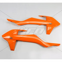 KTM SX SXF 2016-2018 RADIATOR COVERS