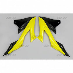 SUZUKI RMZ 450 2018-2019 RADIATOR COVERS