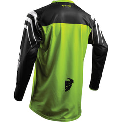 THOR - SECTOR ZONES LIME JERSEY