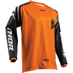 THOR - SECTOR ZONES ORANGE JERSEY