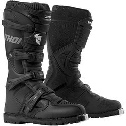 BLITZ XP ATV BLACK BOOTS