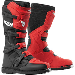 BLITZ XP RED/BLACK BOOTS