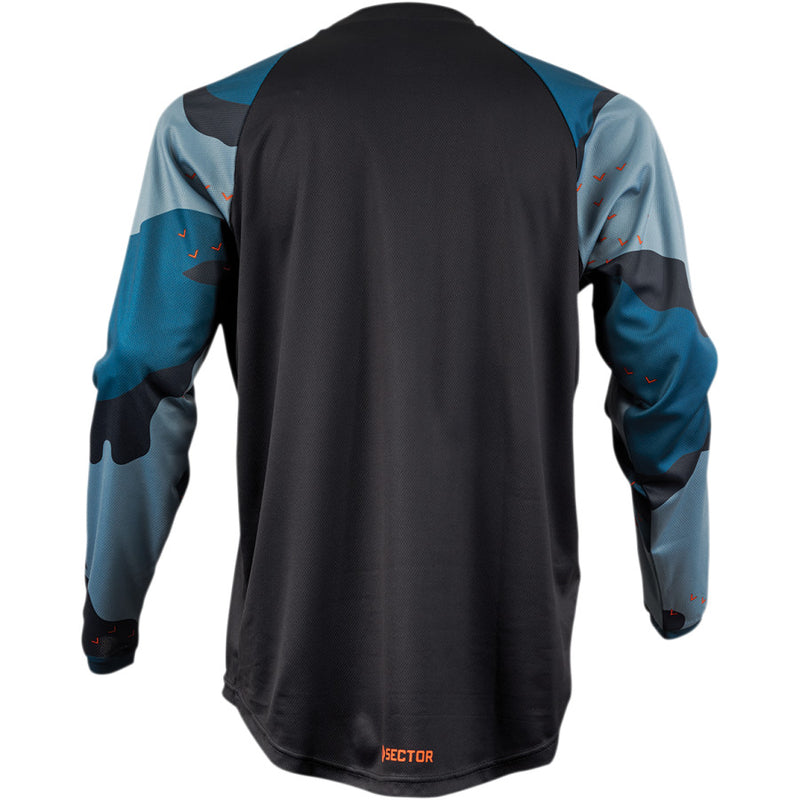 THOR - SECTOR CAMO BLUE JERSEY