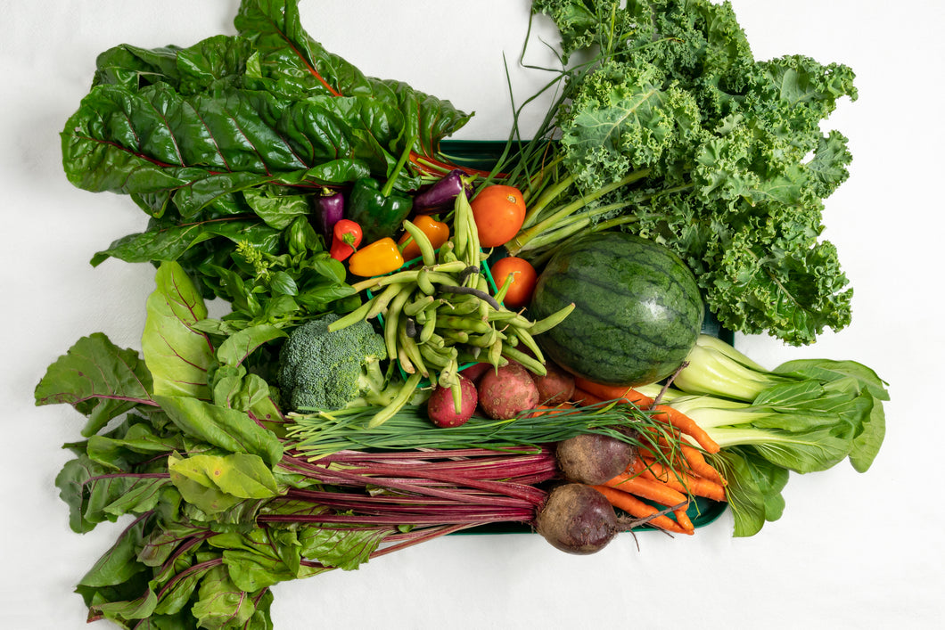 Organic Large Produce Box