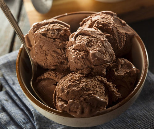 Ice Cream University Premium Chocolate