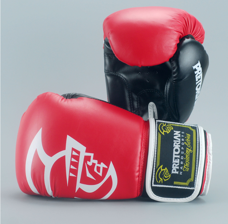 Adult Boxing Gloves Sanda Muay Thai Gloves