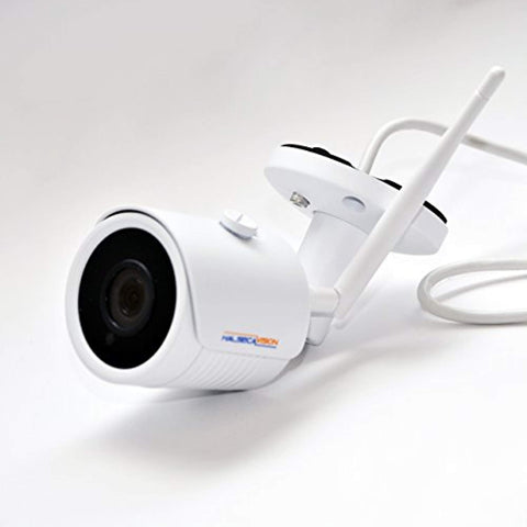 HalsecaVision WiFi Kit 4 CAMERA, 2 MP/Resolution 1080P WIFI Range No Obstacles 400m Max, Focus Length 3.6mm