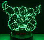 Veilleuse Lampe LED Tactile  cadeau fan Avengers superman