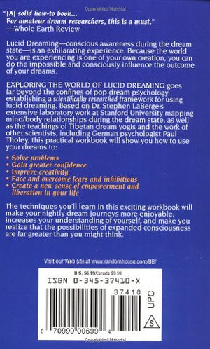 Exploring the World of Lucid Dreaming