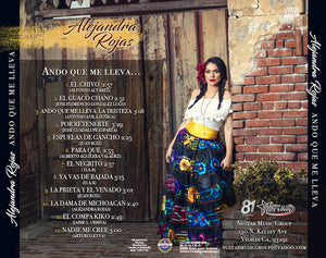 Ando que me lleva...Audio CD