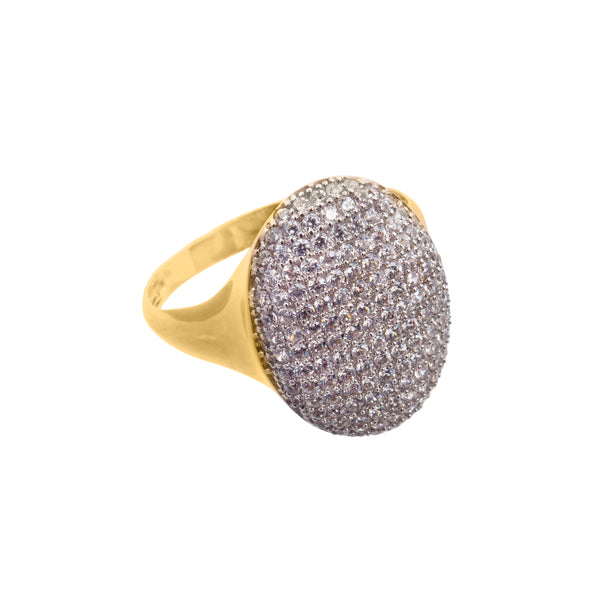 Kate gold ring