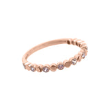 Simone gold ring