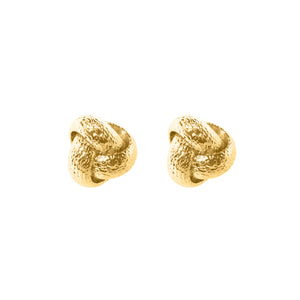 Thelma gold earrings