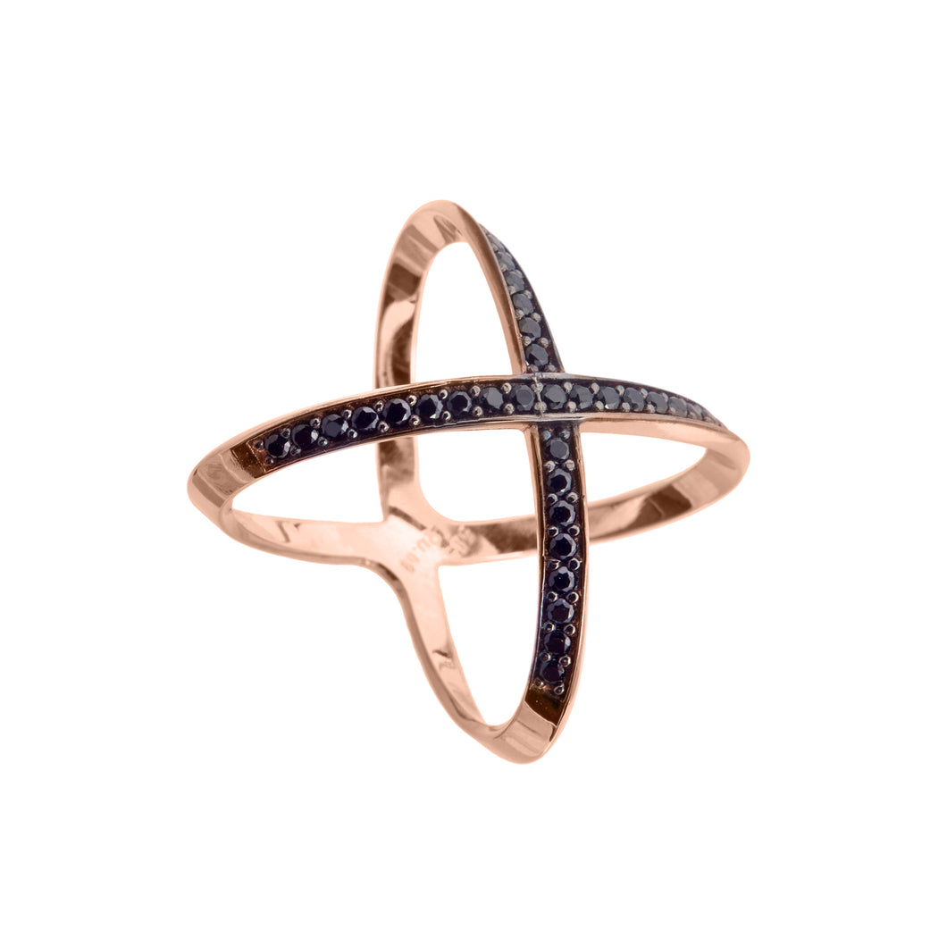 Andrea gold ring