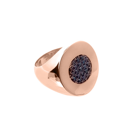 Eliza gold ring