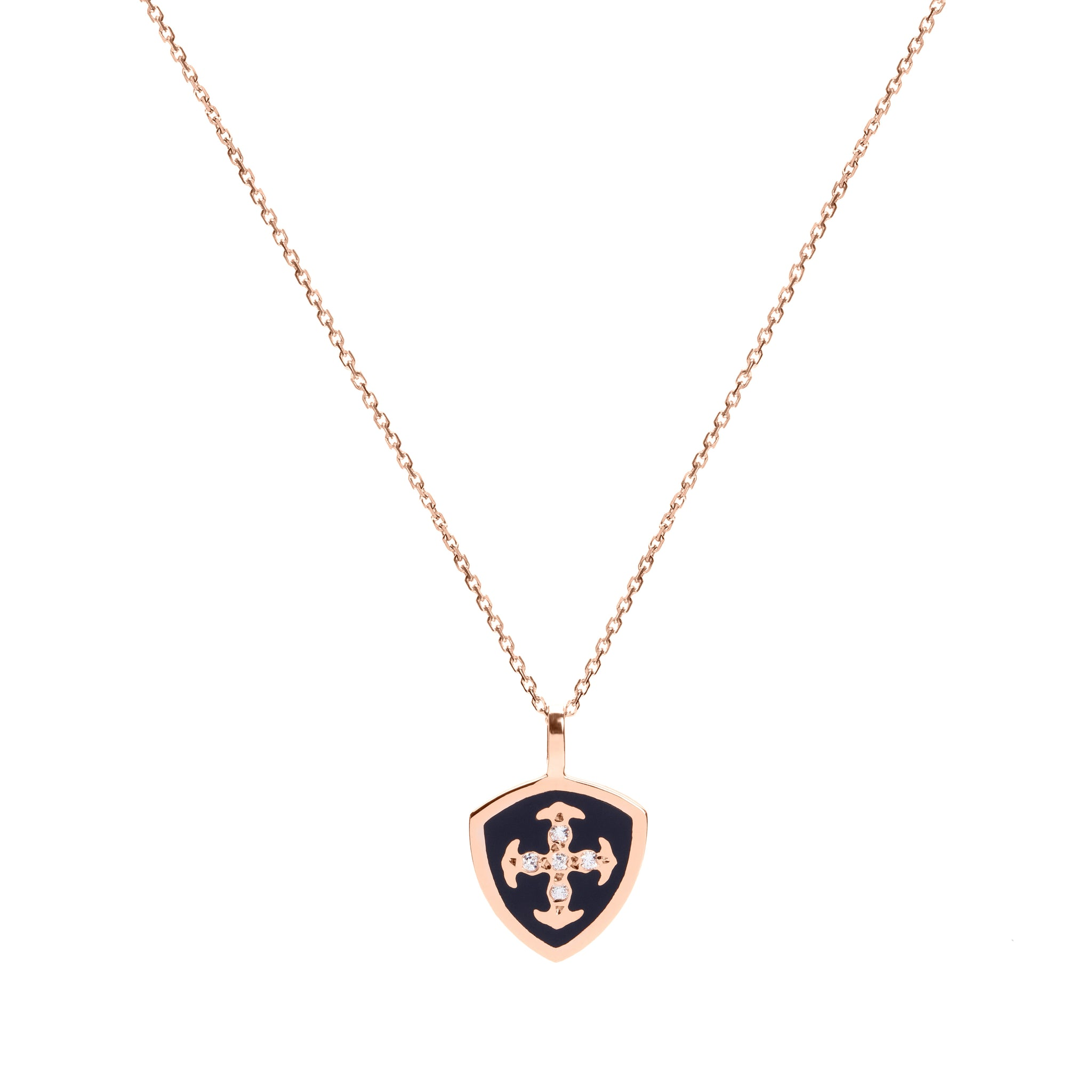 Florence gold necklace