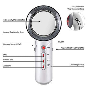 Radio Frequency Skin Tightening Slimming Massager