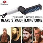 HAIR & BEARD STRAIGHTENER COMB