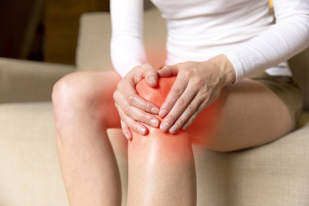 When your knees hurts…