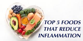 Top 5 Foods That Reduce Inflammation