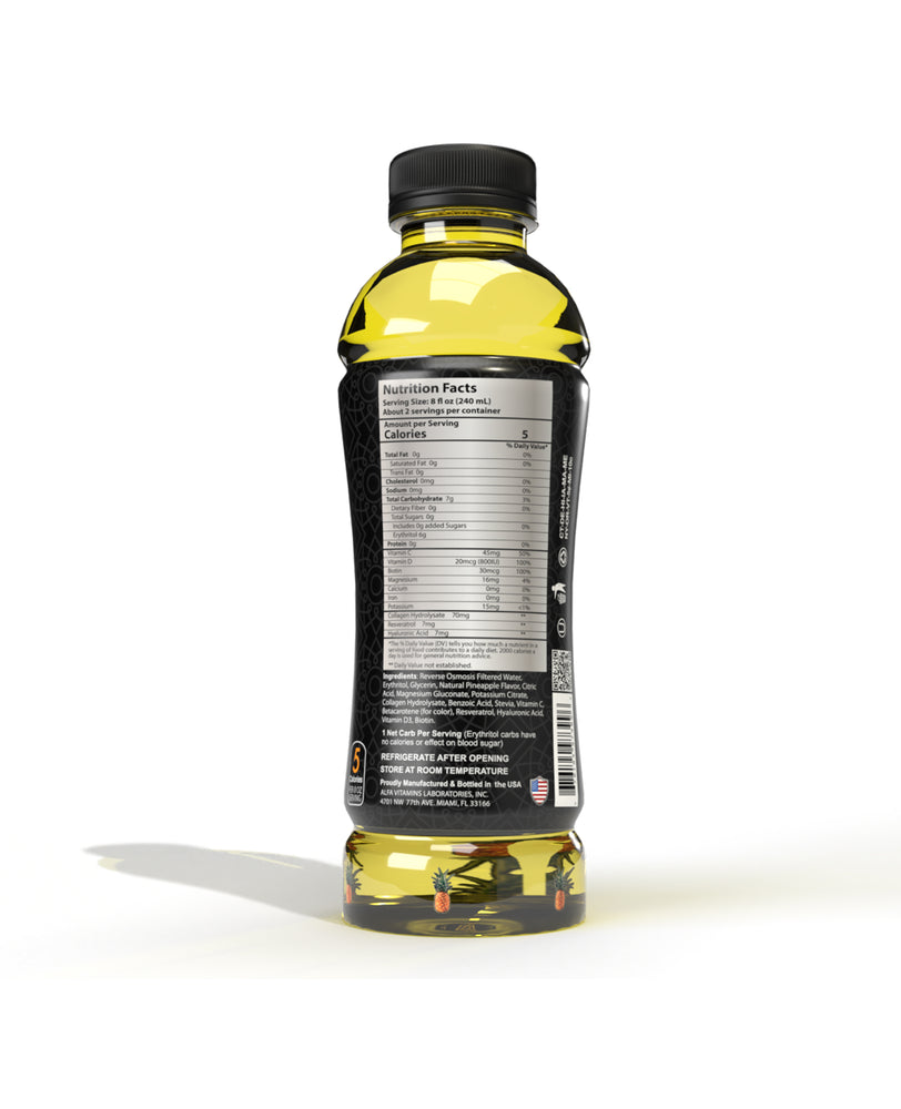 J-GEN Pineapple flavor - 18oz