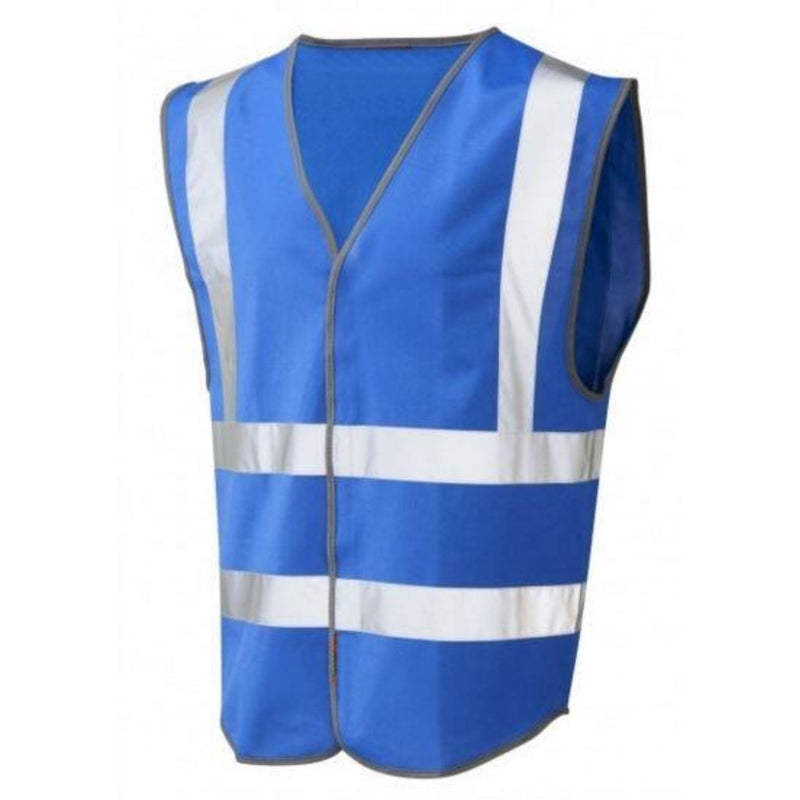 Enhanced Visibility Vest - Blue