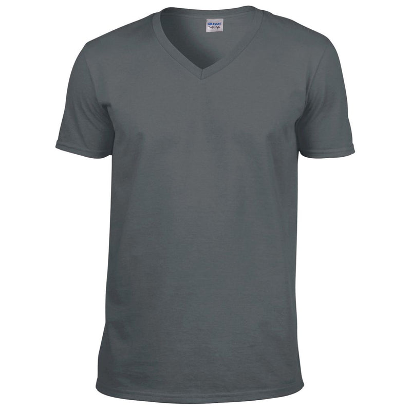 GD010 - Softstyle V-Neck T-Shirt 153gsm
