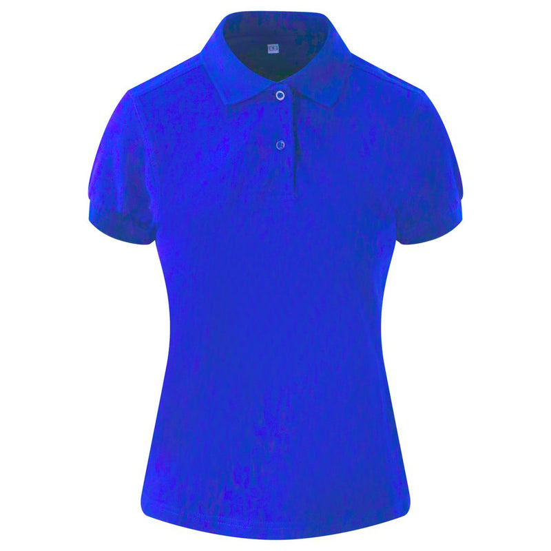 JP02F - Girlie Stretch Polo 200gsm