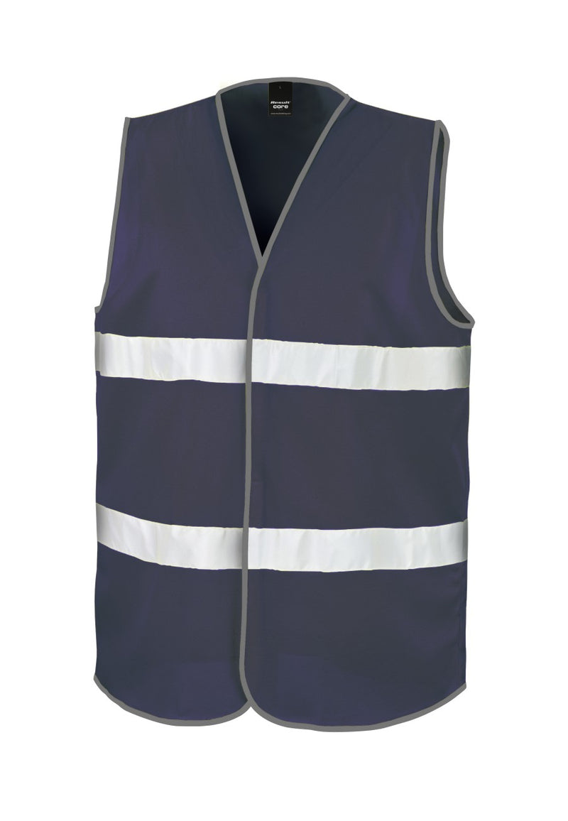 Navy Enhanced Visibility Vest