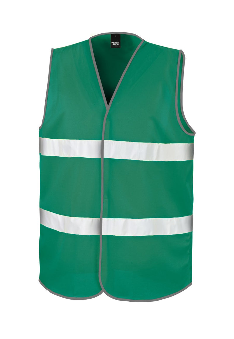 Paramedic Green Enhanced Visibility Vest