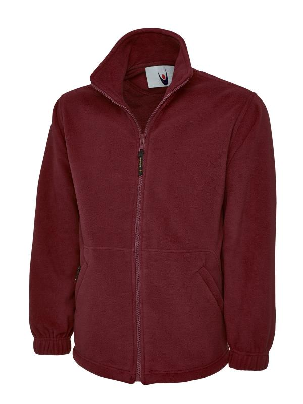 Uneek UC604- Unisex Classic Full Zip Micro Fleece Jacket 300gsm