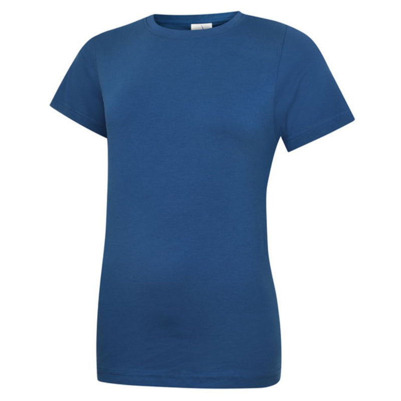 UC318 - Ladies Classic Crew Neck T-Shirt 180gsm