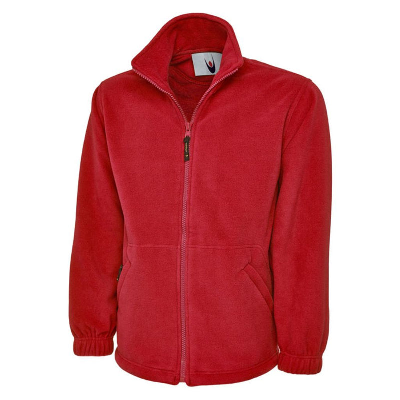 UC601 - Premium Full Zip Micro Fleece Jacket 380gsm