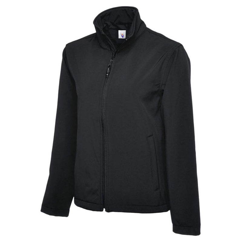 UC612 - Classic Full Zip Soft Shell Jacket 325gsm