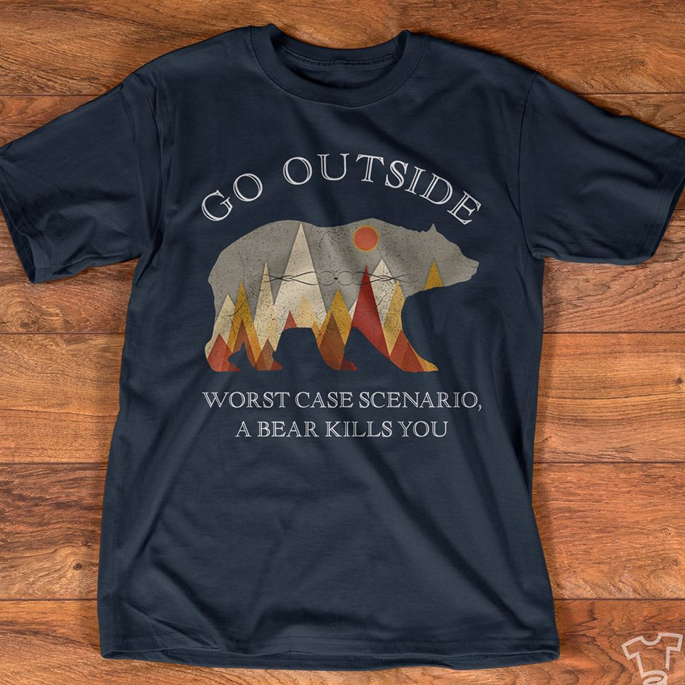 Go Outside T-shirt