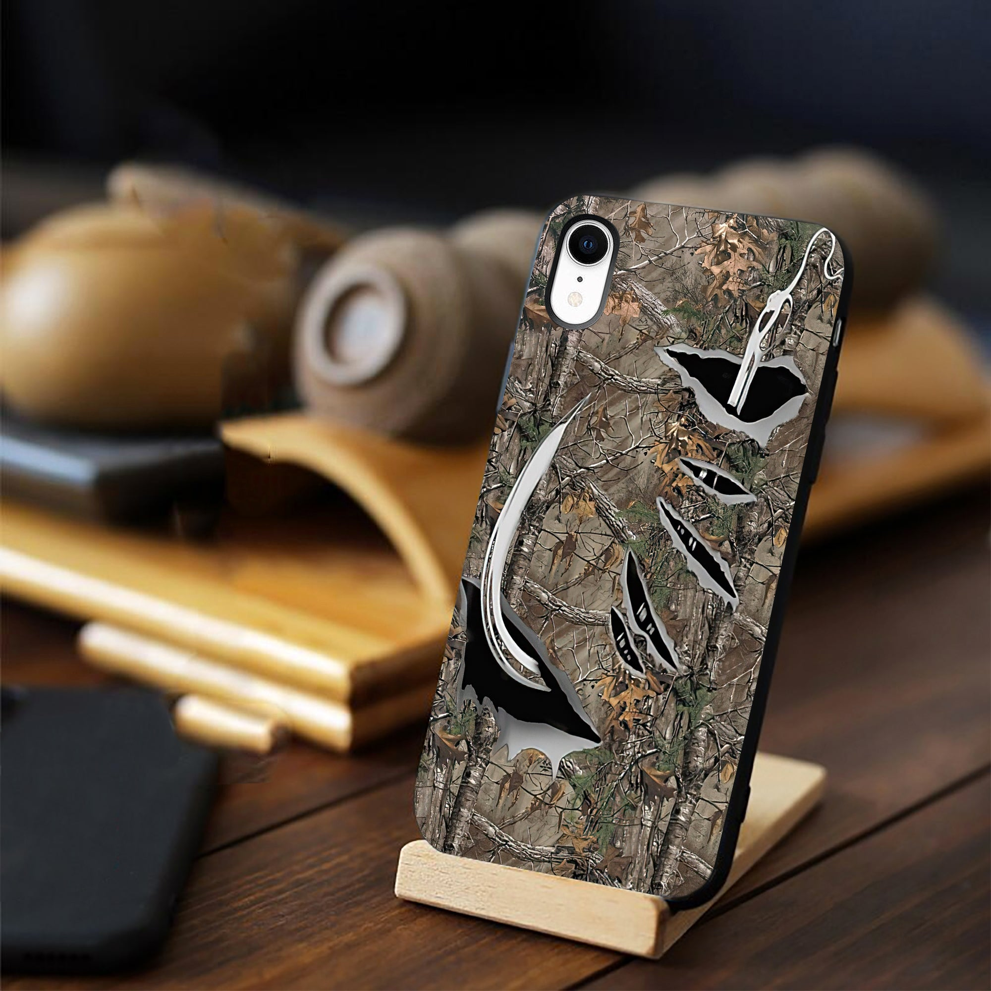 Phone Case - Fishing Unique Design