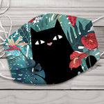 Cat charming Face mask 12